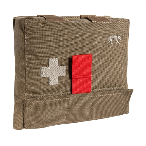 Tasmanian Tiger IFAK Pouch Small coyote-braun (346)