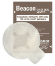 Beacon Chest Seal mit Ventilen, 2er Pack